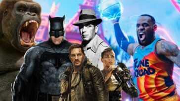 Space Jam 2 Apporte Au Jeu Batman, Mad Max, King