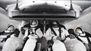 Spacex Est Prêt à Lancer Plus D'astronautes Avec Crew 2 Le