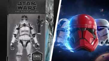 Star Wars The Black Series Reçoit Le Nouveau Stormtrooper