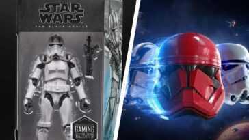 Star Wars The Black Series Reçoit Le Nouveau Stormtrooper