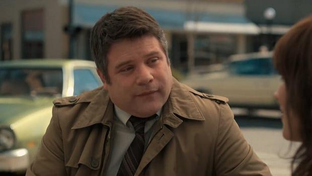 """Bob Newby est apparu dans la deuxième saison de """"Stranger Things"""" (Photo: Netflix)"""