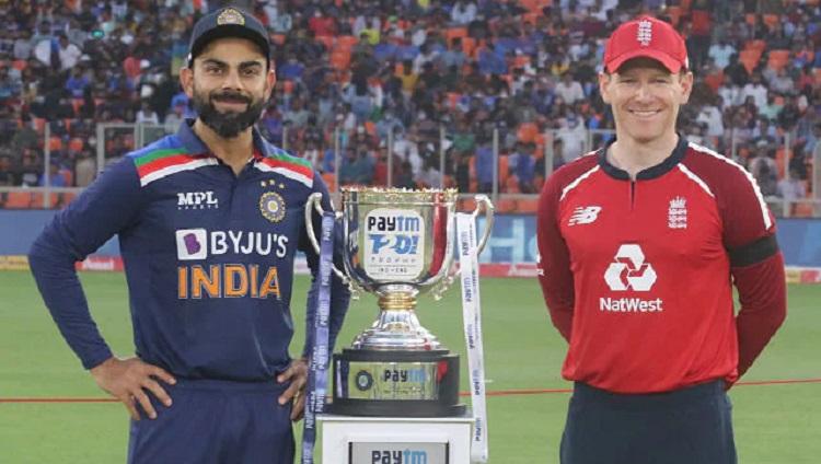 T20: L'Inde bat l'Angleterre dans le deuxième match T20 par 7 guichets