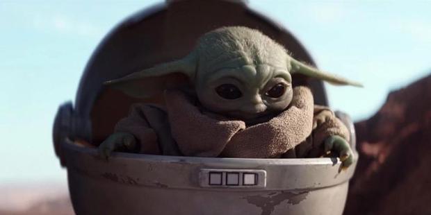 Grogu utilise également le pouvoir de guérison de Rey (Photo: Disney Plus)