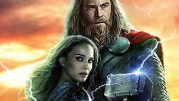 The Mighty Thor Récupère Mjolnir In Love And Thunder Set