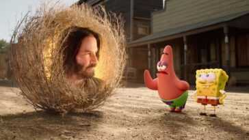 The Spongebob Movie: Sponge On The Run Review: A Tumbleweed