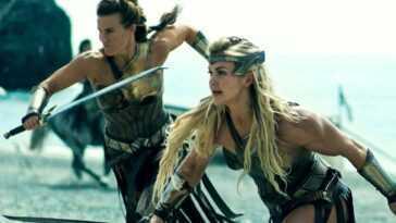 Themyscira Spinoff Est à La Fois Une Préquelle Et Une