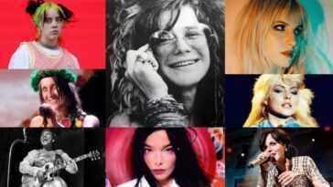 They Rockean!: Les Femmes Les Plus Influentes De La Scène