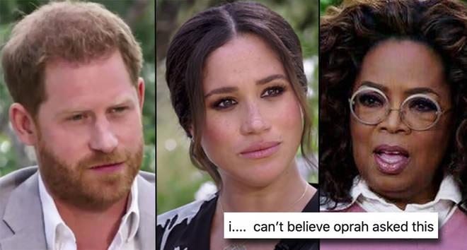 Tous les meilleurs mèmes de l'interview de Meghan Markle et du prince Harry avec Oprah Winfrey