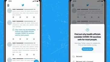 Twitter Commence à étiqueter Les Tweets Avec Des Informations Trompeuses