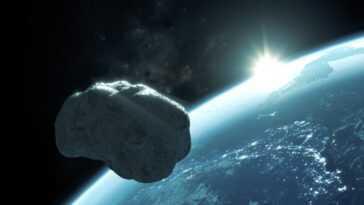Un Astéroïde `` Démon '' De La Taille De La