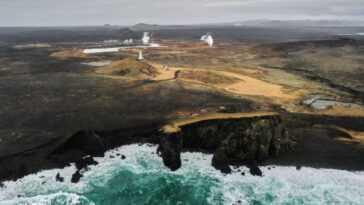 Un Essaim De 20000 Tremblements De Terre Pourrait Provoquer Une