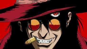Un Film Hellsing Basé Sur Un Manga Japonais Vient De
