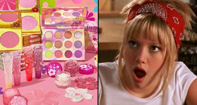 ColourPop Cosmetics lance une collection de maquillage Lizzie McGuire