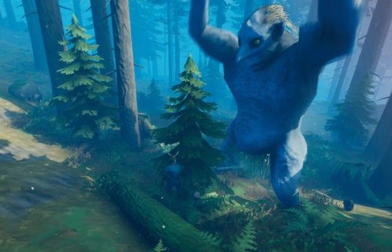 Valheim - Images Fond d'écran Captures d'écran - Ogre Troll