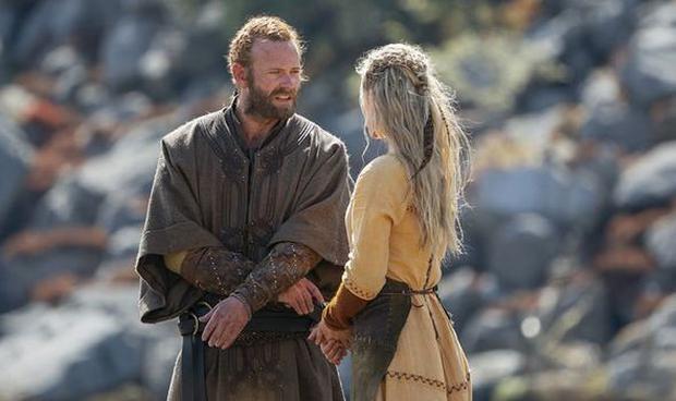 Ingrid et un esclave ont conspiré pour tuer Erik (Photo: Histoire)