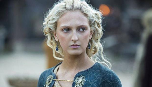 """Torvi est un autre des personnages féminins les plus importants de """"Vikings"""" (Photo: History Channel)"""