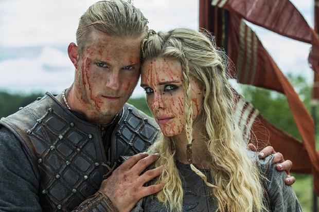 Porunn est la première épouse de Bjorn Ironside (Photo: Histoire)