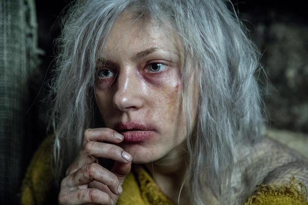 Dans cet état, Bjorn a retrouvé sa mère Lagertha (Photo: History Channel)