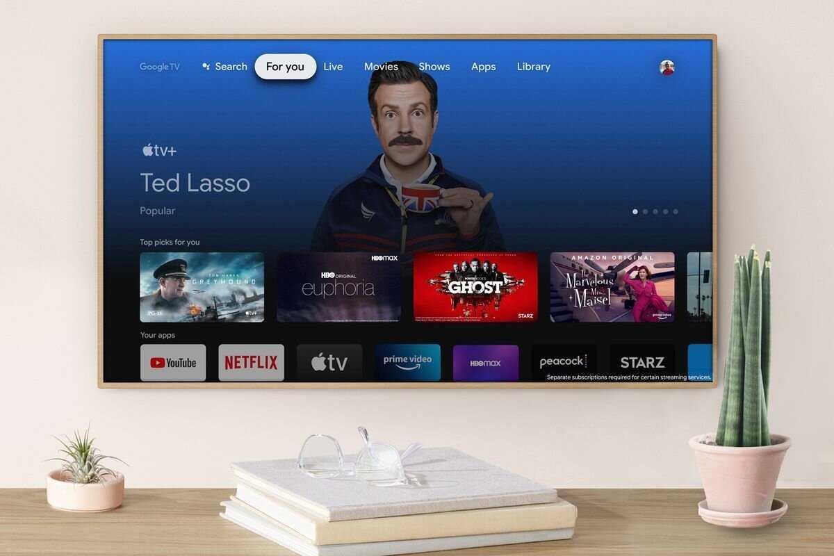 comment utiliser apple tv sur android tv