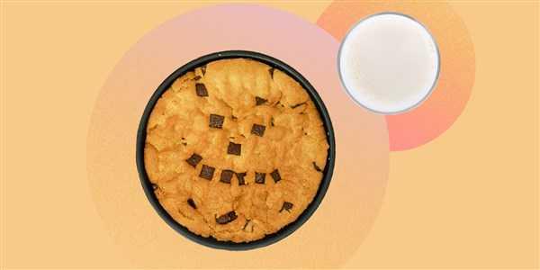 Biscuit aux pépites de chocolat Air-Fryer