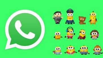 WhatsApp vous permet déjà d'installer des packs d'autocollants tiers!