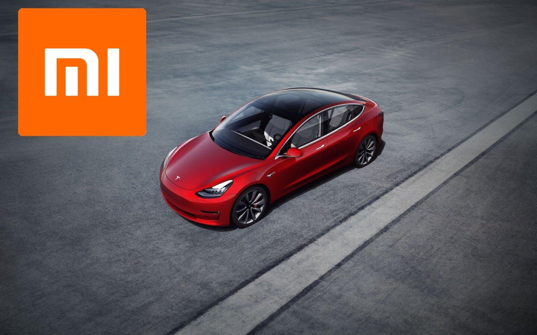 Xiaomi veut rivaliser avec Tesla avec ses propres voitures électriques
