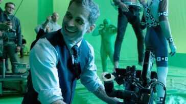 Zack Snyder Recevra Le Tout Premier Prix Valiant De La
