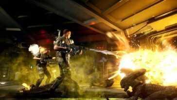 """""""Étrangers: Fireteam"""": Voici 25 Minutes De Jeu Du Jeu De"""