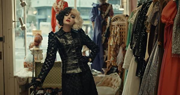 Emma Stone referred to as Cruella.  Photo: (IMDB)