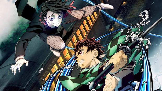"""Sa popularité était telle que """"Demon Slayer"""" a finalement conduit la série à revendiquer le titre de """"manga le plus vendu de l"""