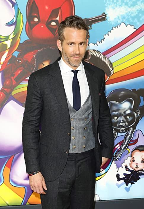 Ryan Reynolds est le protagoniste de Deadpool.  Photo: (IMDB)