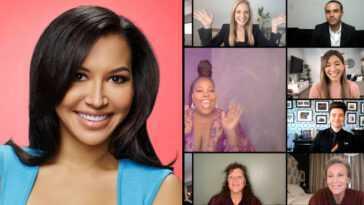 Glee Se Réunit Pour Rendre Hommage à Naya Rivera Avec