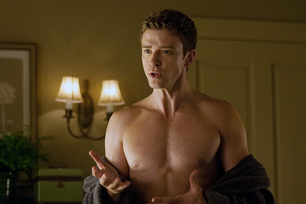 Justin Timberlake dans son rôle sur Friends With Benefits.  Photo: (IMDB)