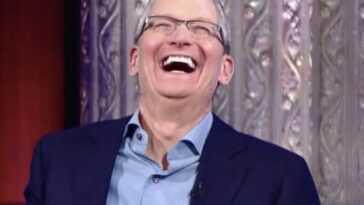 Le paradoxe de Tim Cook: si Facebook domine le monde, mauvais, si c'est Apple, déjà