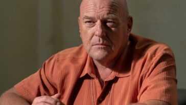 L'acteur de Breaking Bad partage une séquence supprimée hilarante