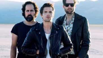 """Les Killers confirment que leur nouvel album a été """"finalisé"""""""