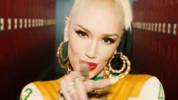 """Gwen Stefani crée un clip vidéo animé de sa chanson """"Slow Clap"""""""