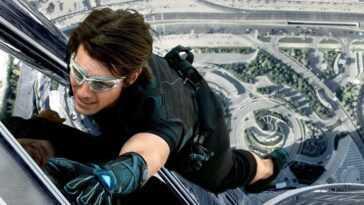 On a conseillé à Tom Cruise de ne pas rire pendant ses cascades