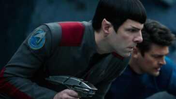 """Zachary Quinto réaffirme son intérêt à revenir à """"Star Trek"""""""