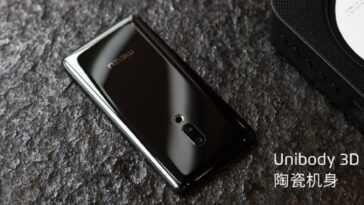Une marque chinoise a découvert la formule secrète pour vendre des téléphones portables: ne les remplissez pas de publicité