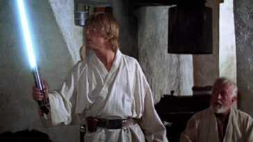 Disney aurait montré un sabre laser Jedi fonctionnel