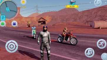 Les 8 meilleures copies de GTA 5 pour Android: les jeux les plus similaires
