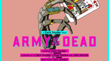 """""""Armée des morts"""": Zack Snyder révèle la date de la bande-annonce"""