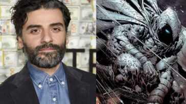 """Regardez Oscar Isaac et son entraînement brutal pour """"Moon Knight"""""""