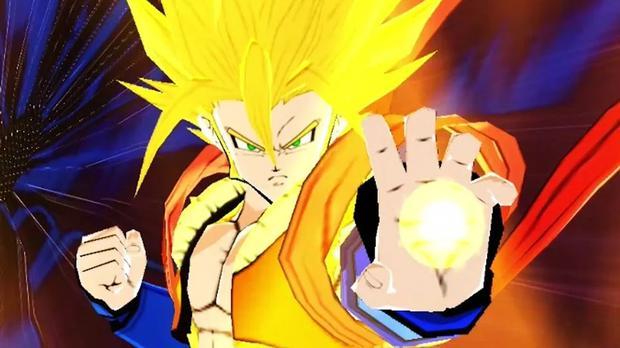 Dans le jeu vidéo officiel Super Dragon Ball Heroes, le Super Saiyan 4 peut devenir un Super Saiyan (Photo: Bandai Namco)