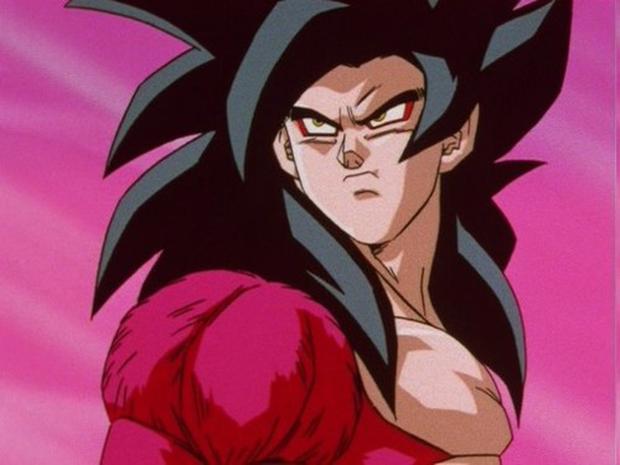 Super Saiyan 4 est-il le légendaire Super Saiyan des légendes?  (Photo: Toei Animation)