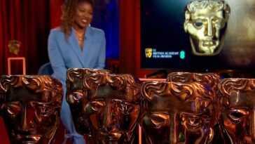 Voici la liste complète des gagnants du BAFTA 2021