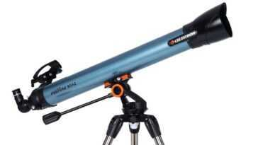 Télescope Celestron Inspire 80az: Examen Complet