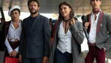 Netflix a annoncé la première de la saison Elite 4 au rythme de Nathy Peluso
