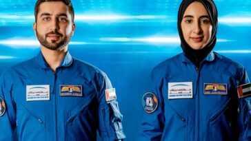 Les Eau Nomment Deux Nouveaux Astronautes, Dont La Première Femme